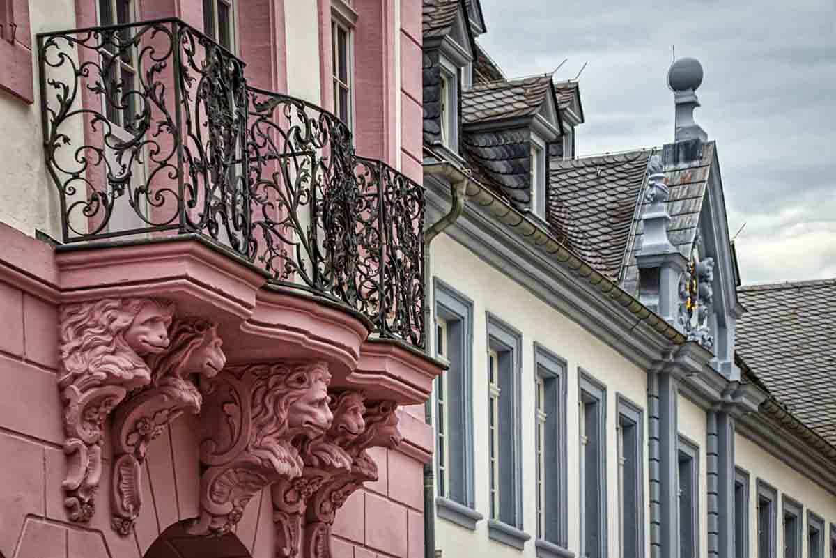 Ковка (балконные ограждения)